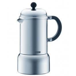 cafetiere italienne, modele Chambord, 0.35 litre, a induction