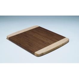 planche a decouper, en bambou deux tons,Berard