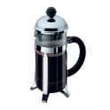 cafetiere verre, modele Chambord a piston 0.35 litre