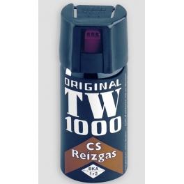 bombe lacrymogene, TW1000, gaz paralysant CS mod homme par 3