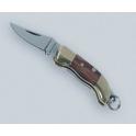 canif bijou, manche de 27mm en palissandre