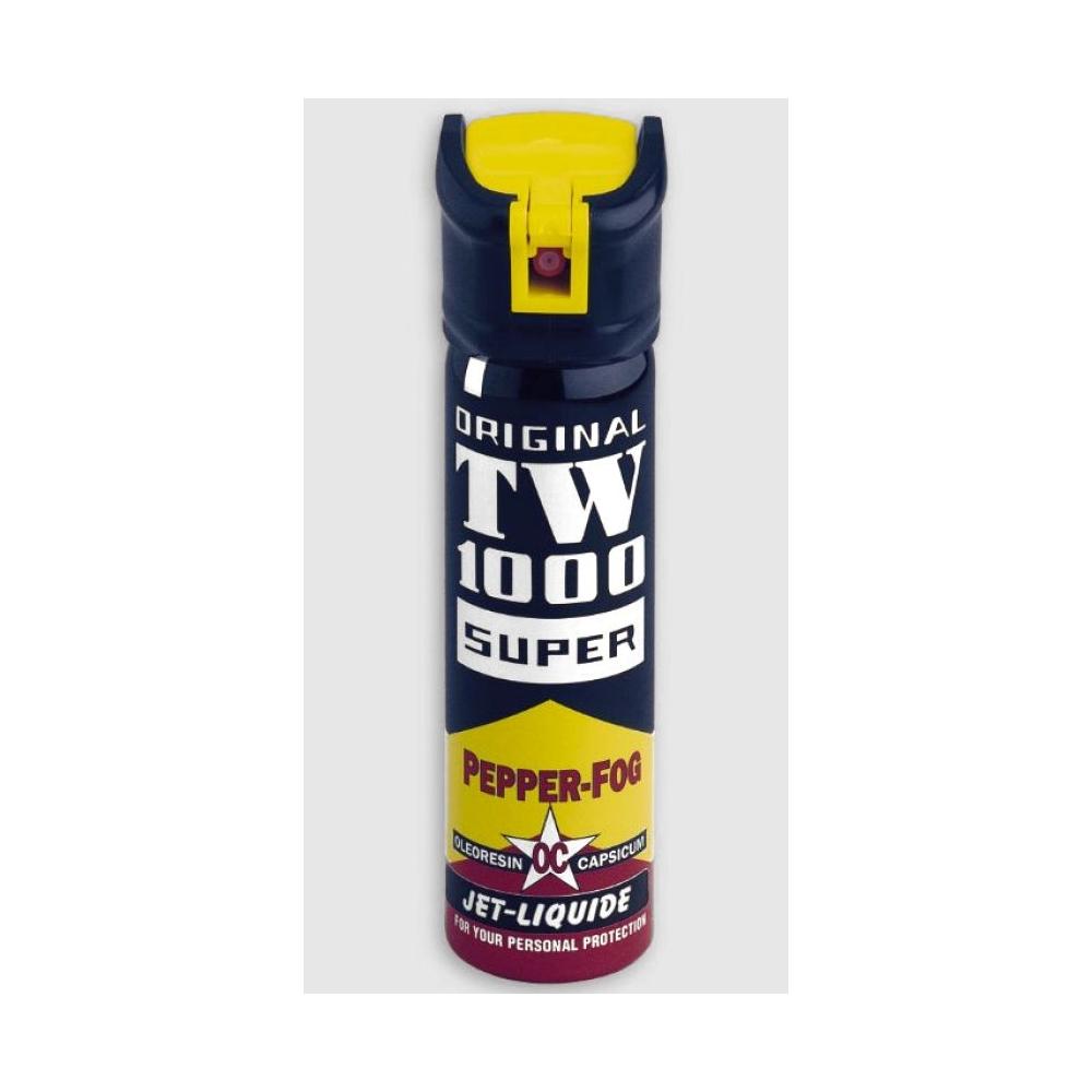 original tw1000 pepper fog oc en 75ml aerosol super jet liquide buse puissante. Black Bedroom Furniture Sets. Home Design Ideas
