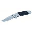 couteau Herbertz, lame acier 420, manche bois 10cm en bois noir