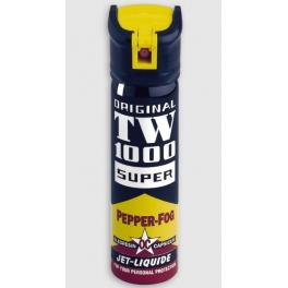bombe lacrymogene, TW1000, pepper fog oc jet liquide super par 3