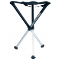 siege trepied walkstool, conford noir 55cm
