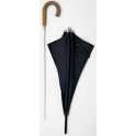 canne epee parapluie 93 cm, poignee malaga