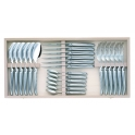 menagere G.David, menagere 24 pieces, tout inox
