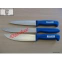 destockage,lot 3 couteaux de cuisine classic Nogent 3 etoiles