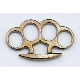 poing americain, modele Boxer bronze