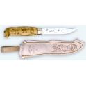 poignard Martiini, modele Lynx, lame inox 11cm