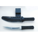 poignard Columbia river, modele Hissatsu, lame noire 17cm