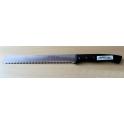 couteau expert a pain nogent 3 etoiles, lame crantee 19cm