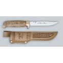 poignard Martiini, modele Golden Lynx, lame inox 13cm