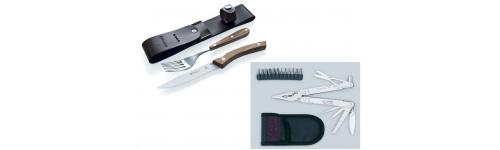 >couverts et outils